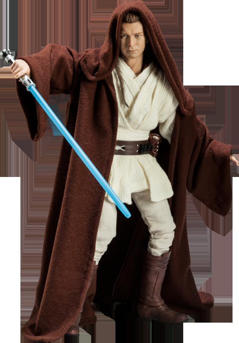 Star Wars Obi Wan Kenobi Jedi Padawan Sixth Scale Figure By Star Wars Obi Wan Star Wars Merchandise Star Wars Collection
