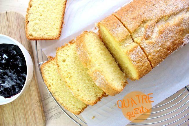 La recette du quatre-quarts #quatrequart recette quatre quart #quatrequart