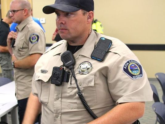Ada County Sheriff's Office Deploys TASER's AXON body