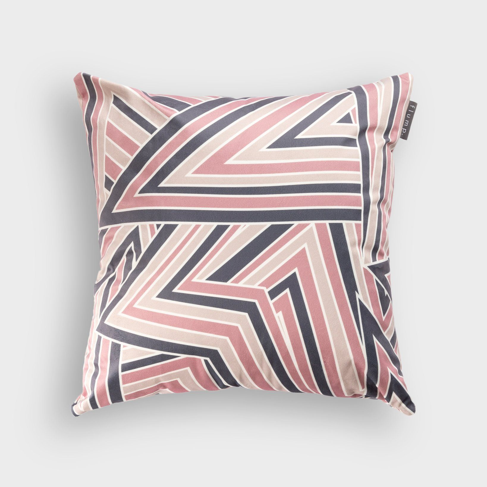 Photo of Ziggy Neutral – Velvet Cushion – Regular