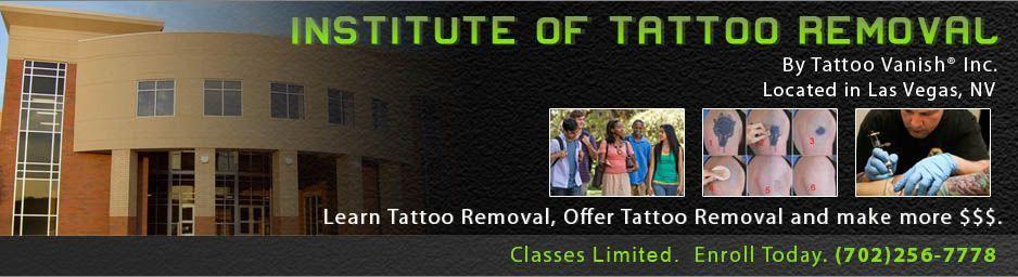 Las vegas tattoo removal by tattoo vanish we remove