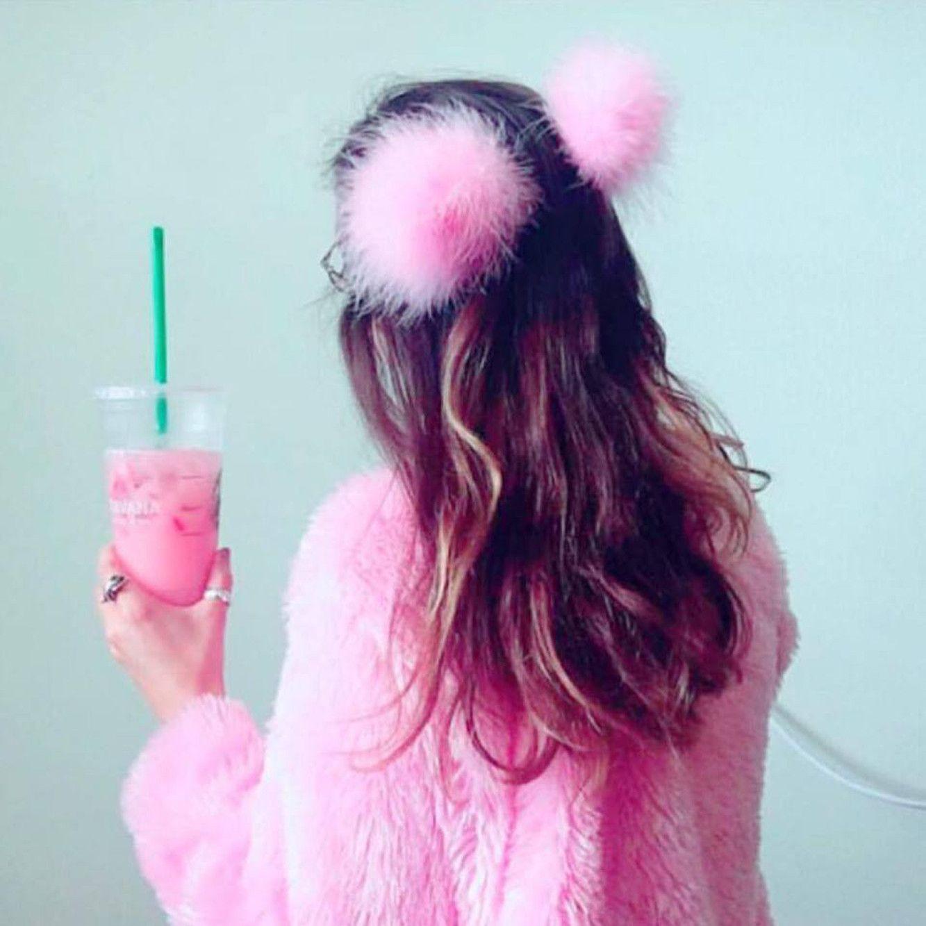 Fluffy Clips Kawaii Hairstyles Kawaii Accessories Kawaii Fashion