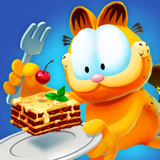 Garfield Rush v2.9.3 (Mod Apk Money) Garfield, Garfield