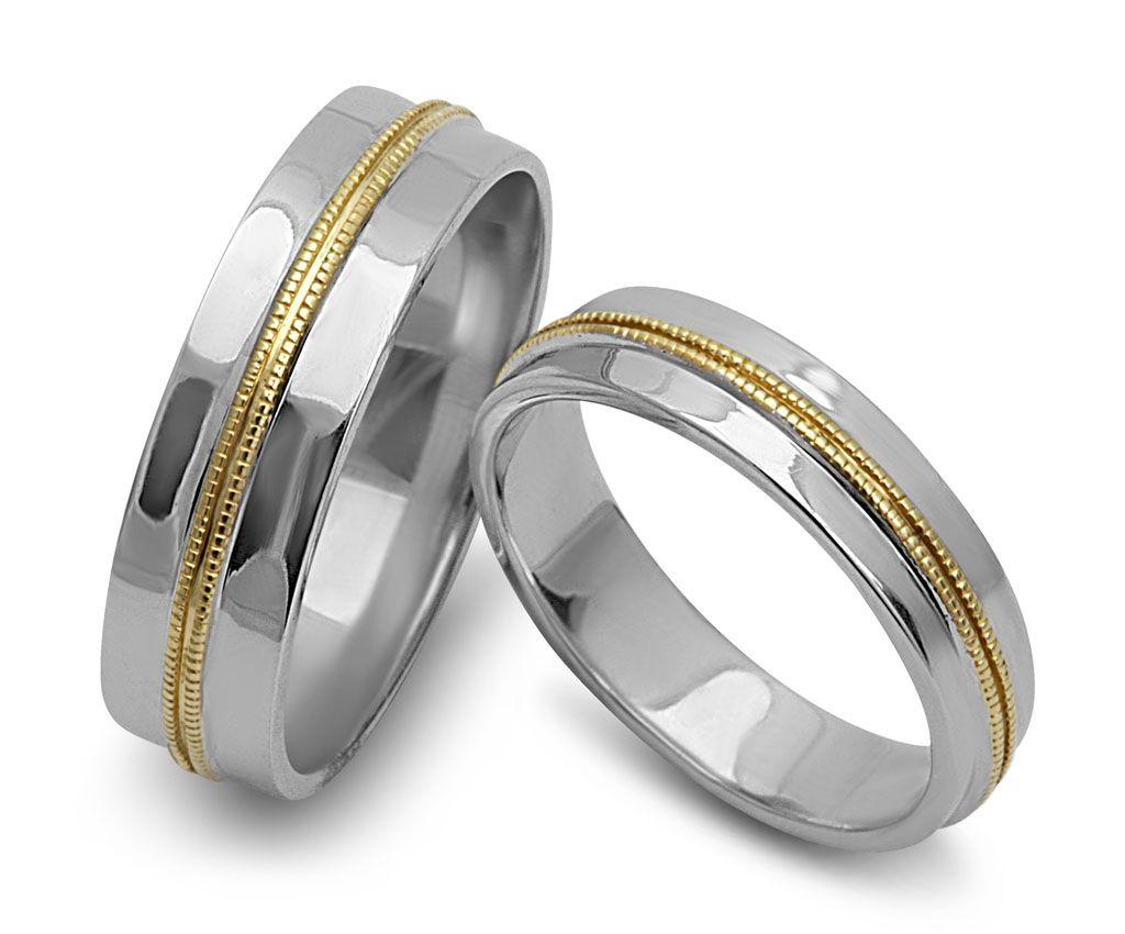 Couples Weding Rings 035 - Couples Weding Rings