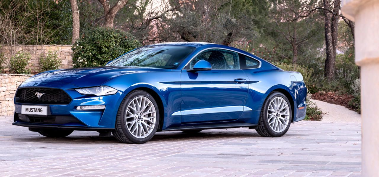 New Mustang Ford Store Foray Motor Group Ford Mustang
