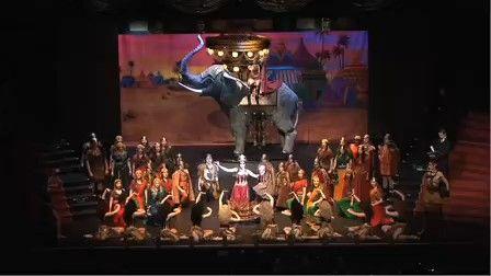 2013 freddy awards parkland hs the phantom of the opera 2013
