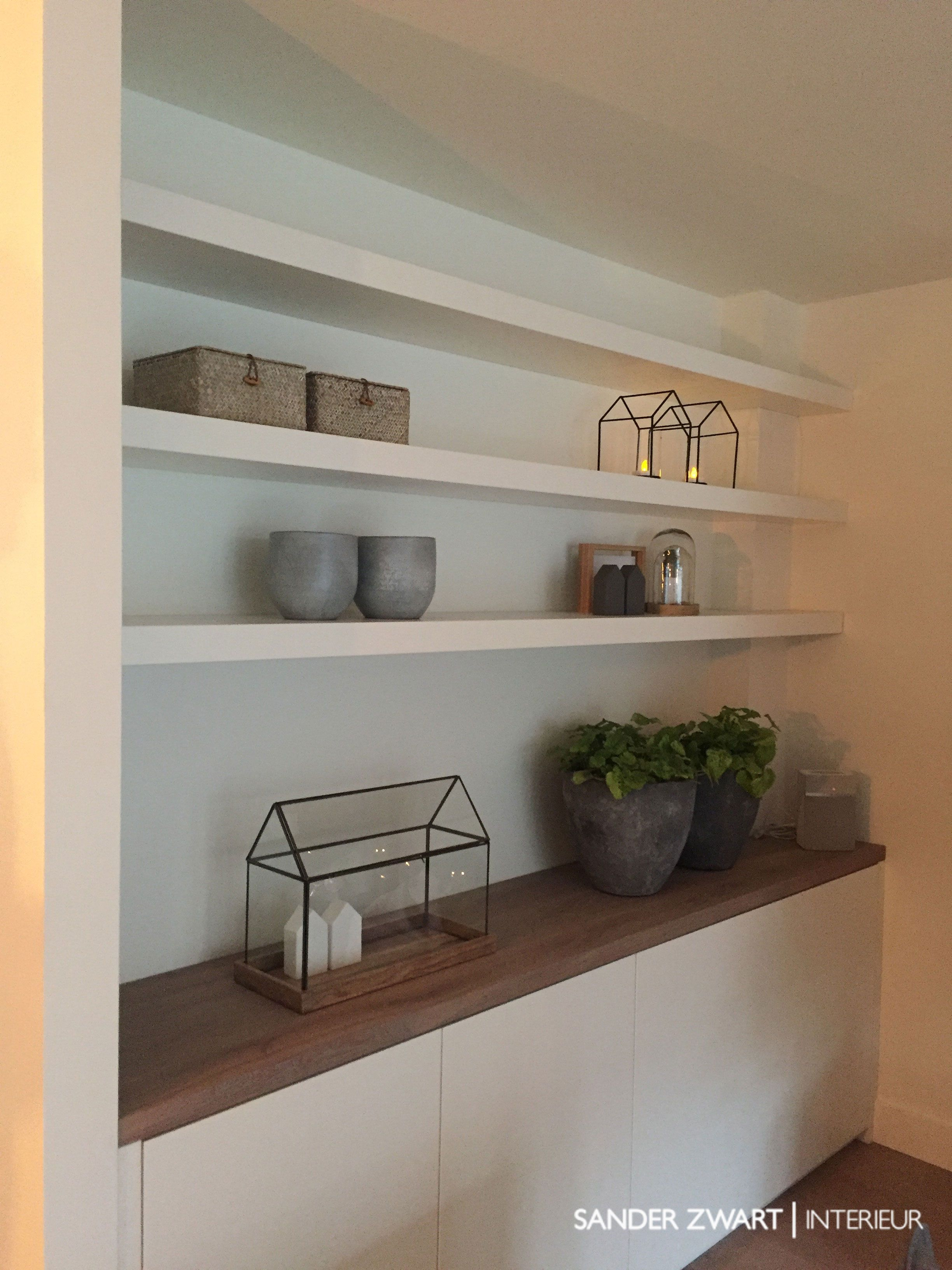Interieur op maat - Sander Zwart Interieur   Home ideas   Pinterest ...