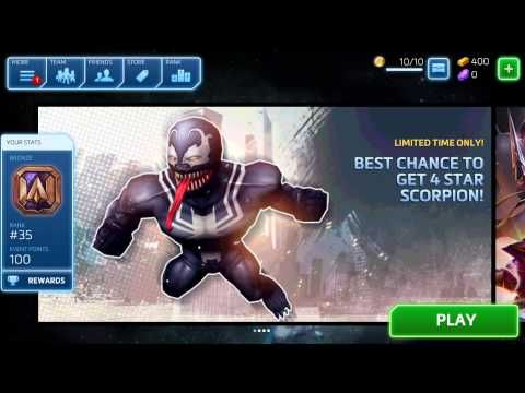 Marvel Mighty Heroes - Best Android Game + gameplay