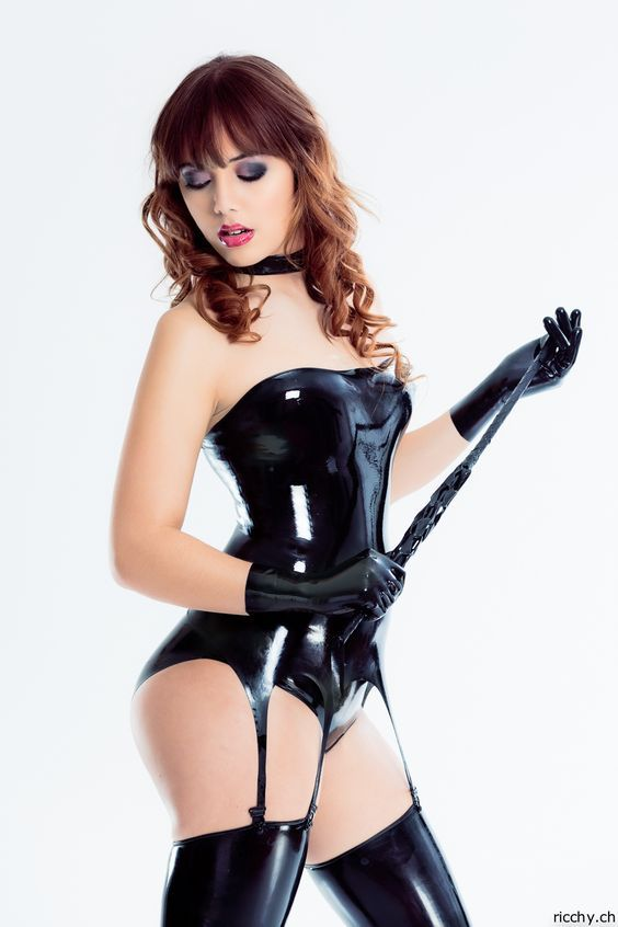 Latex Lingerie Babes