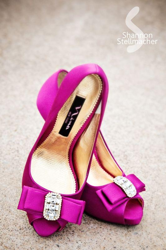 71d9e88261e MAKE YOUR WEDDING  Różowe buty - pink wedding shoes