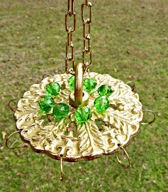Brass Bobeche Wind Chime Canopy Crystal Wind Chime Supply Glass Wind Chime Diy Wind Chime Mak Crystal Wind Chimes Wind Chimes