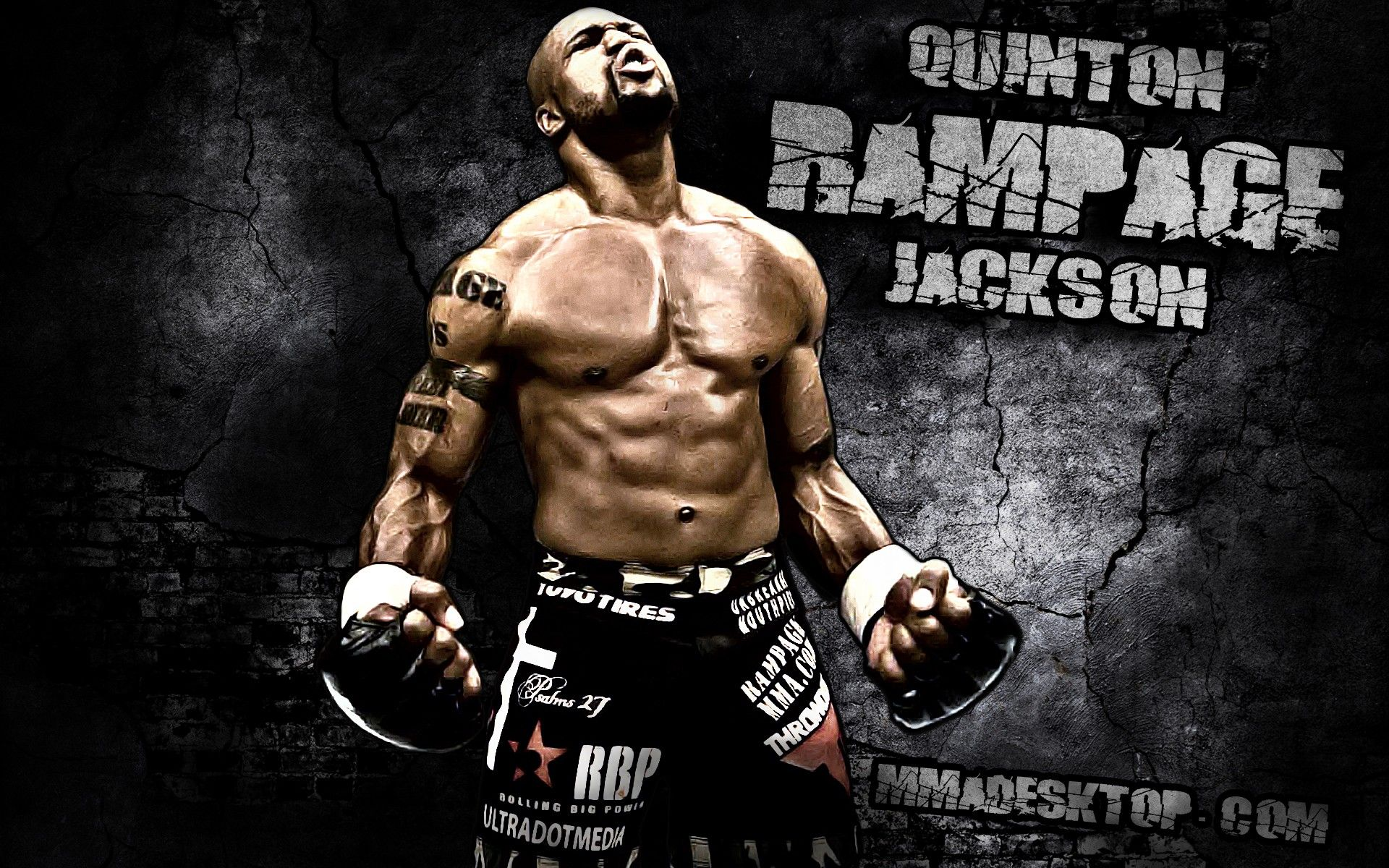 Rampage Jackson Wallpapers
