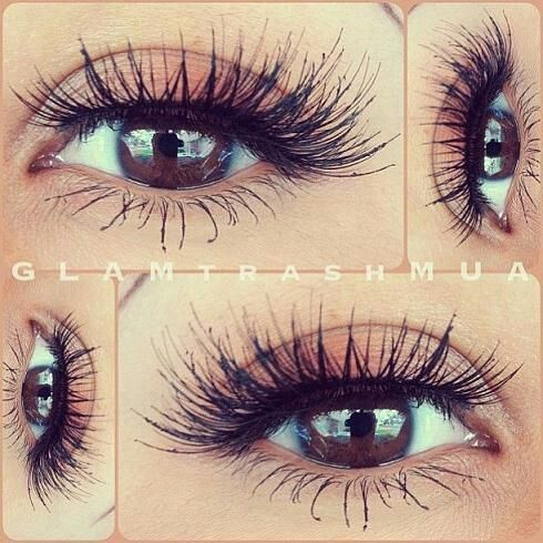 Love Lashes Like These For My Wedding Day