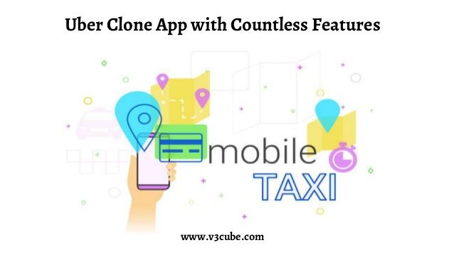 Check countless features of Uber clone app including call