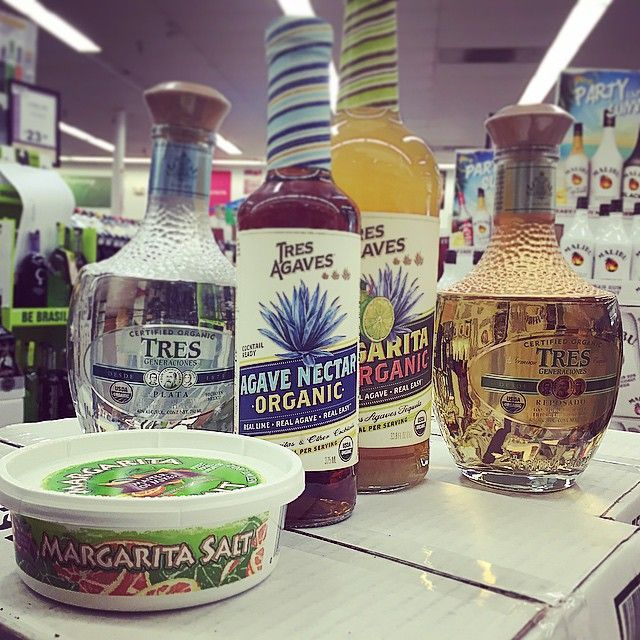 Tres Agaves Ready To Drink Organic Margaritas 1 75 L: It's A Fiesta! Combine Any Of These Tres Organic Products