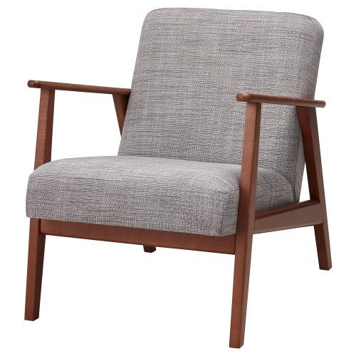 כורסא EKENASET Armchair, Ikea armchair