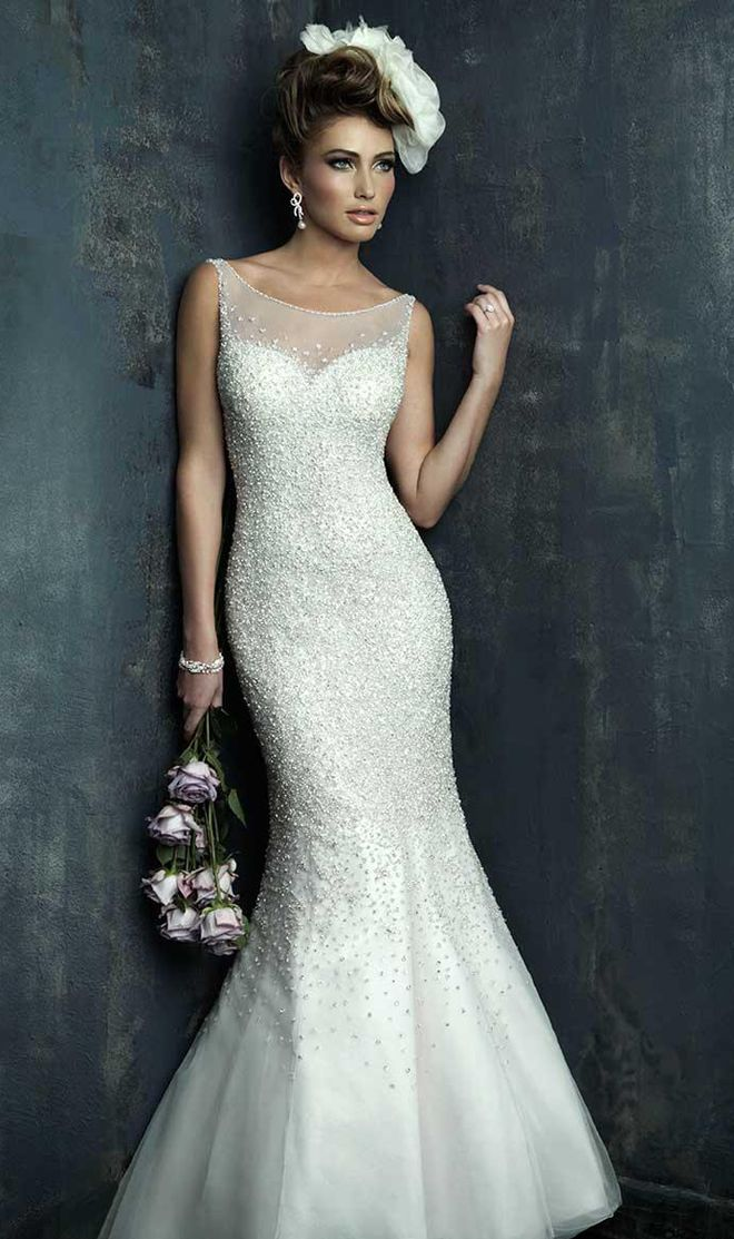Allure Bridal Collection | Gorgeous Allure Couture Spring 2014 ...