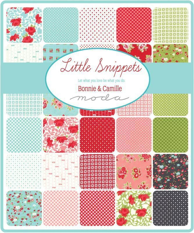 NEW! Early Release! Little Snippets - Layer Cake (42) 10