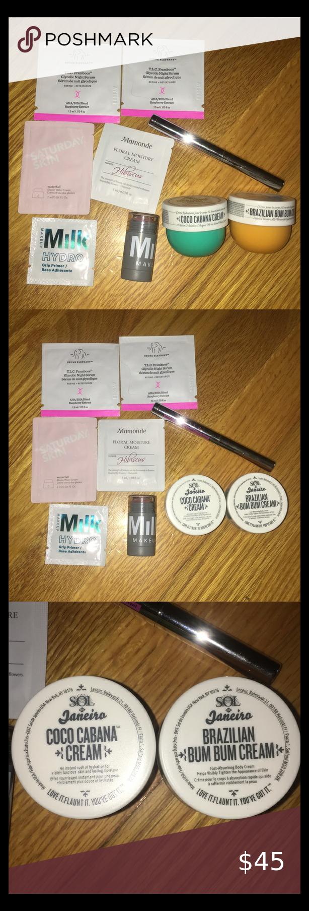 milk makeup lip and cheek werk Beauty Bundle Brand
