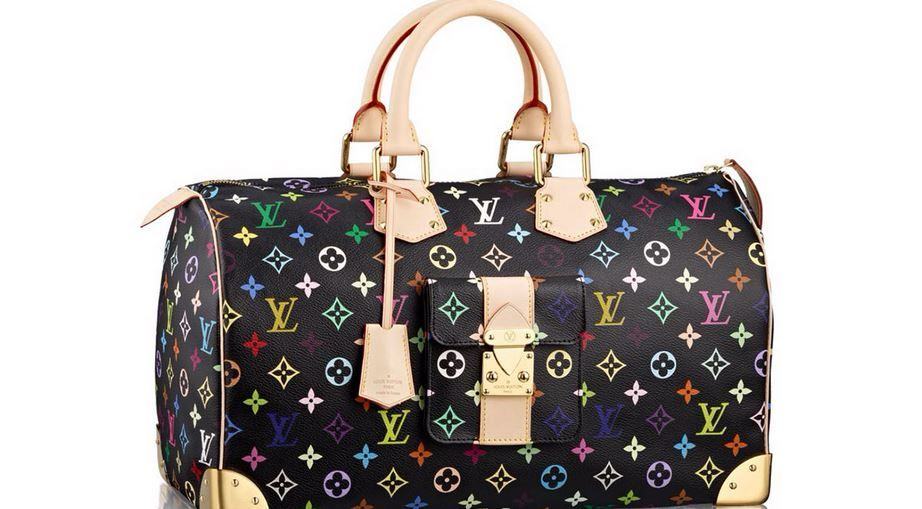de1d2f596850 LOUIS VUITTON X MURAKAMI SOLOGNE BAG Fashion powerhouse Louis Vuitton  collaborated with Japanese artist  Murakami to come up with this colorful  purse