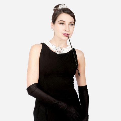 audrey hepburn costume accessories