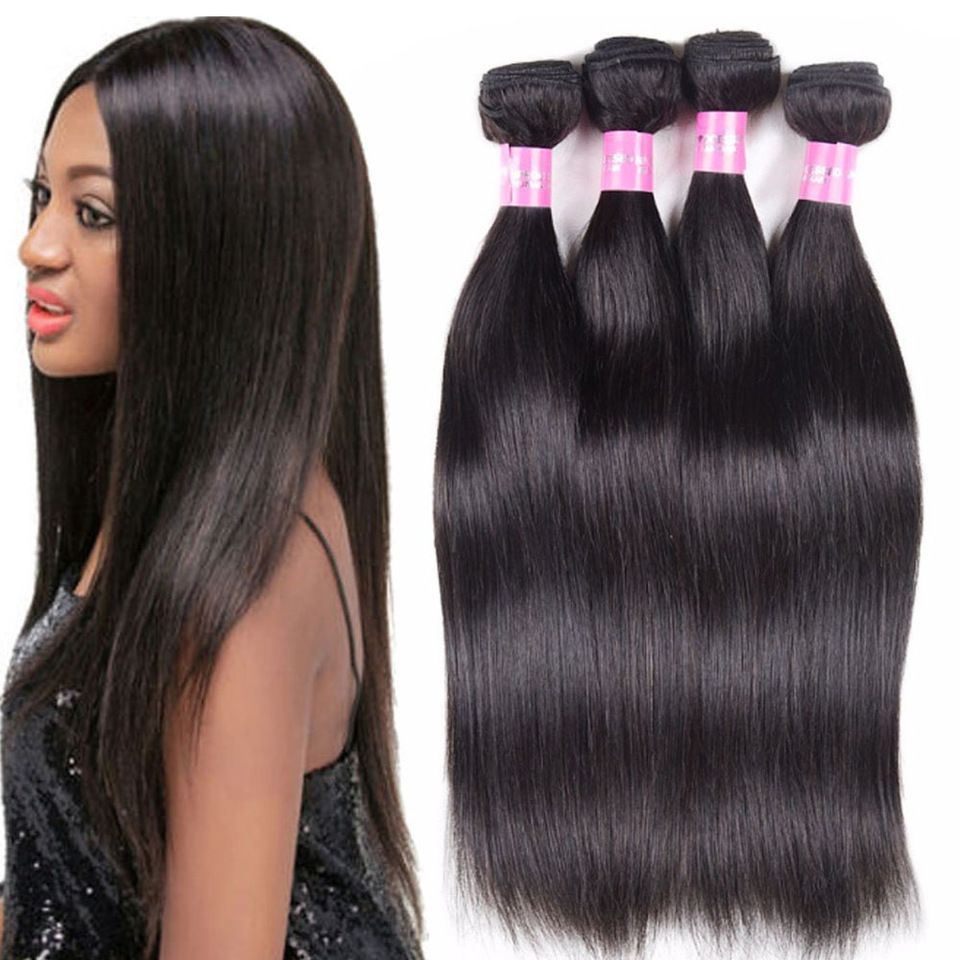 Golden Perfect Brazilian Human Hair Straight Virgin Brazilian Hair