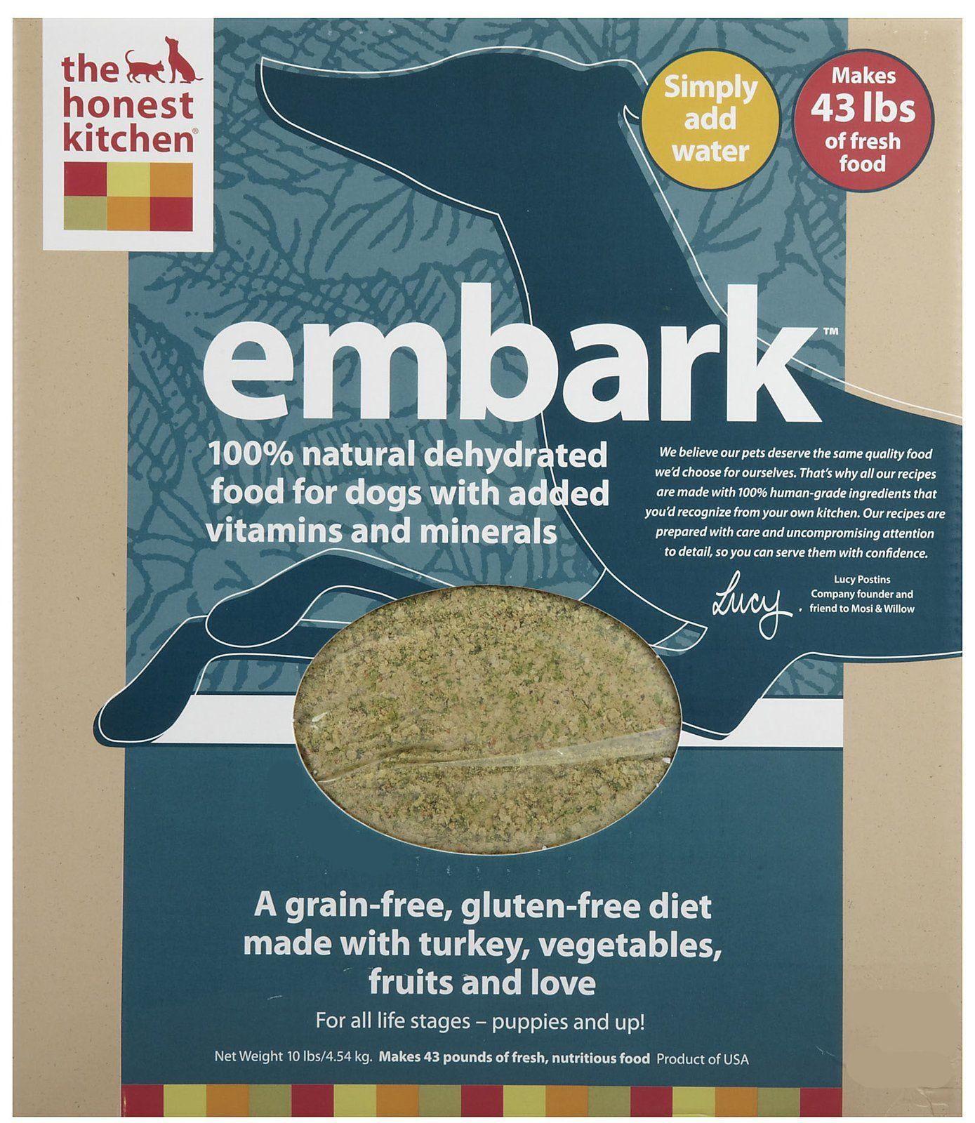 The Honest Kitchen Embark - Free Shipping | dog stuff | Pinterest | Dog