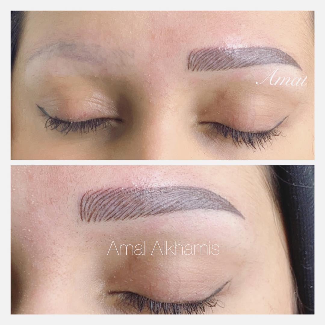 Permanentmakeup Makeup Microblading Amal Alkhamis Eyebrows Tattoo Yumilashes Swisscolor Permanentmakeup Makeup Micr Eyebrow Tattoo Makeup Eyebrows