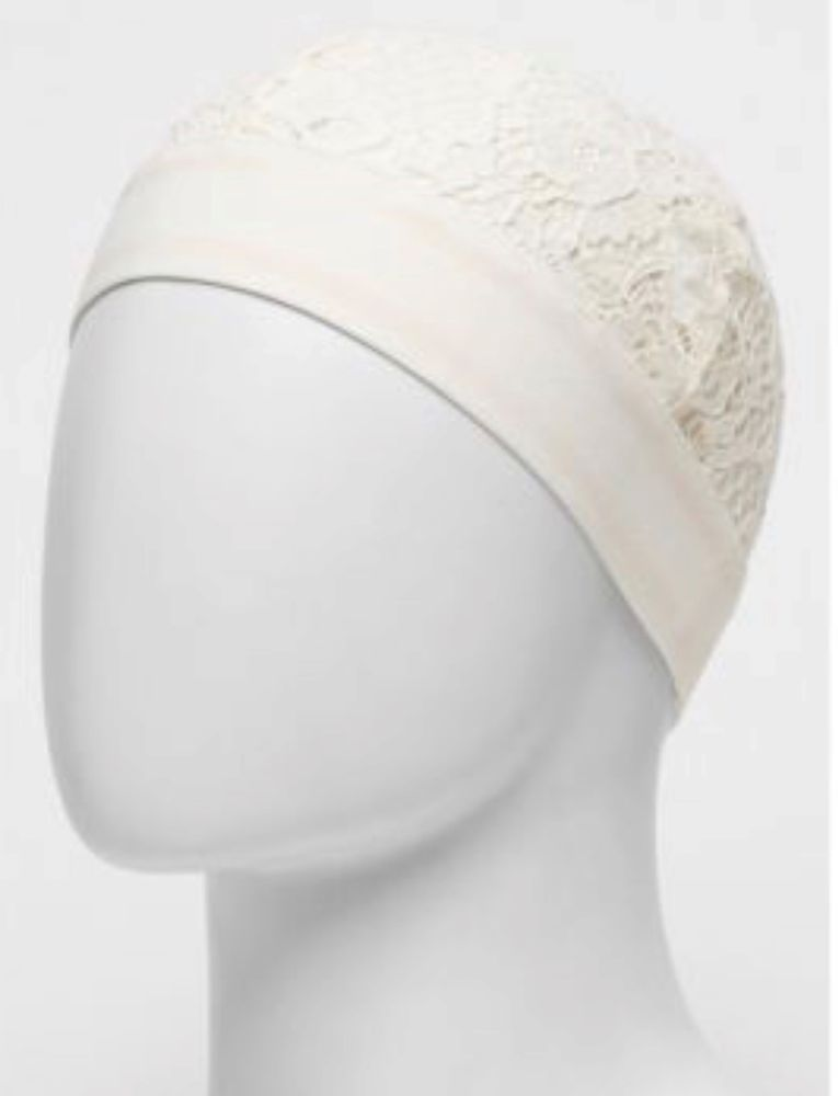 a9beb56dcc8 Fenty Puma Lace Skull Cap In Vanilla Ice NWT!  fashion  clothing  shoes   accessories  womensaccessories  hats (ebay link)