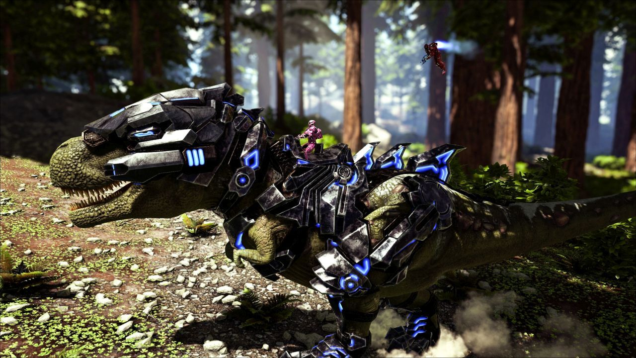 Ark: Survival Evolved update v255 for PS4 adds new creatures, more TEK tech