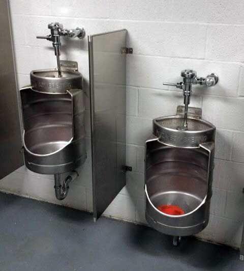 Barril De Cerveza, Barriles