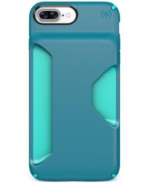 best value dca26 08a7d Speck Presidio Wallet iPhone 6 Plus/7 Plus Case - Blue | Products ...