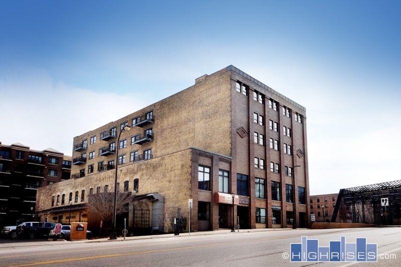 Security Warehouse Lofts Of Minneapolis 404 Washington Ave N