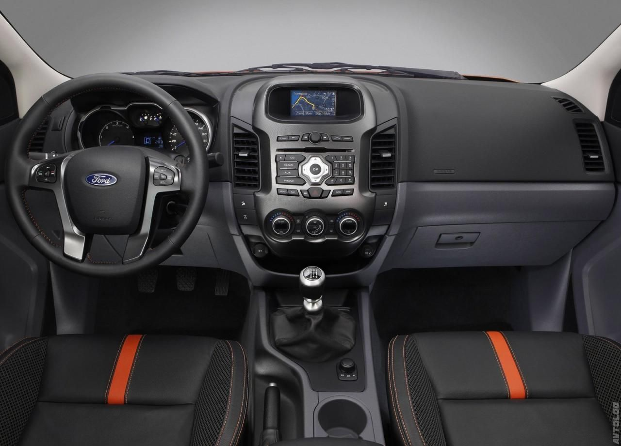 2016 Ford Ranger Is The Featured Model Interior Image Added In Car Pictures Category By Author On Jun