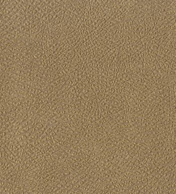 Papel pintado efecto piel tapizada marrón oscuro con destellos oro - 2011409