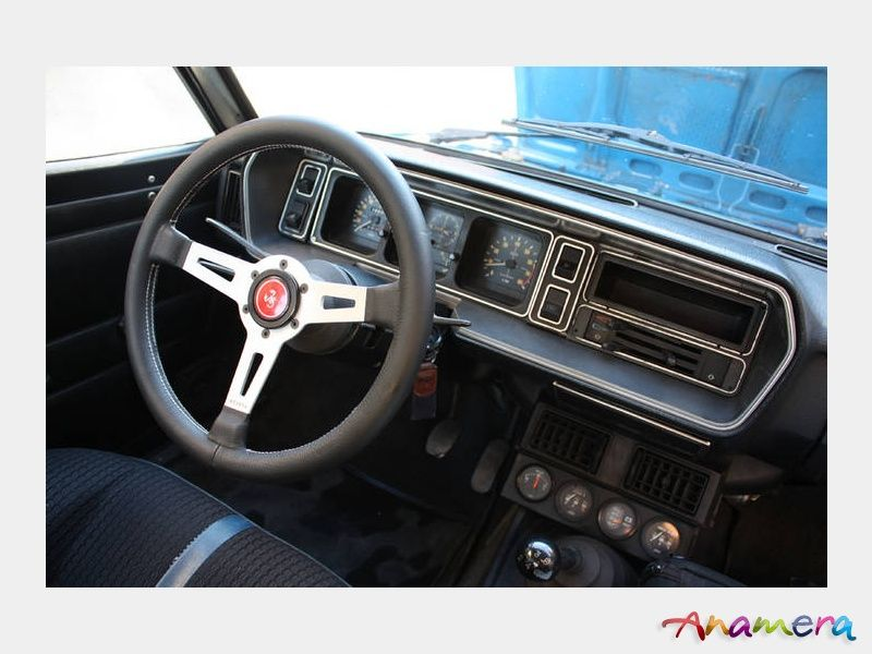 1976 Fiat Abarth 131 Rally Transportation Fiat Abarth Premium