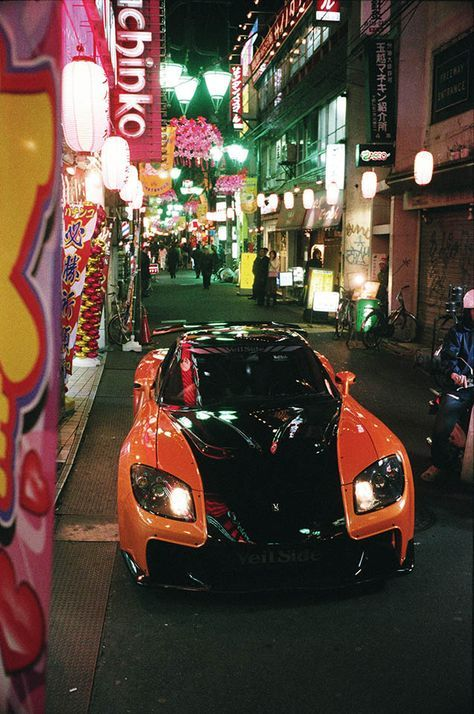 Rx 7 Veilside With Images Tokyo Drift Cars Japan Cars Fast