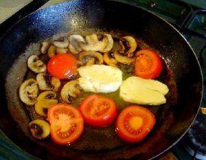 Cómo preparar una parrillada (barbacoa) de vegetales