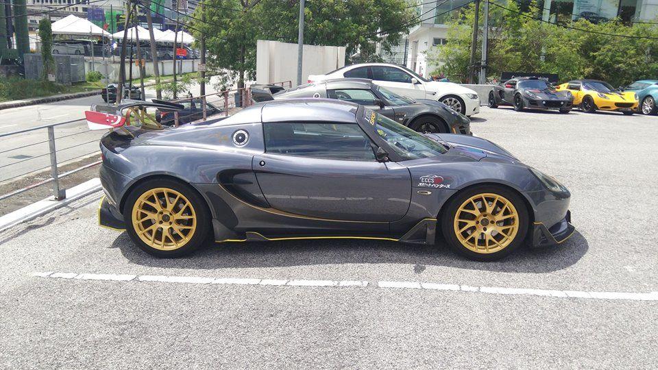Elise S3 With Lots Of Mods Lotus Car Elise Car Lotus Elise