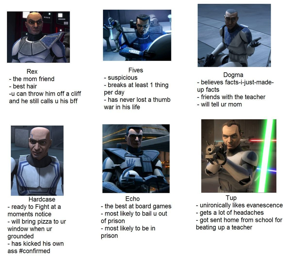 Star Wars the Clone Wars MEMES – ~ 119 ~