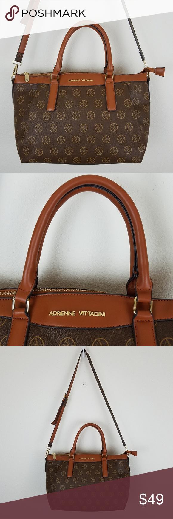 NWOT Adrienne Vittadini Shoulder Bag Adrienne Vittadini Shoulder ...