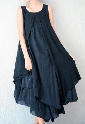 Kleid Maxikleid Ulla  di Regenbogen-Fashion su DaWanda.com