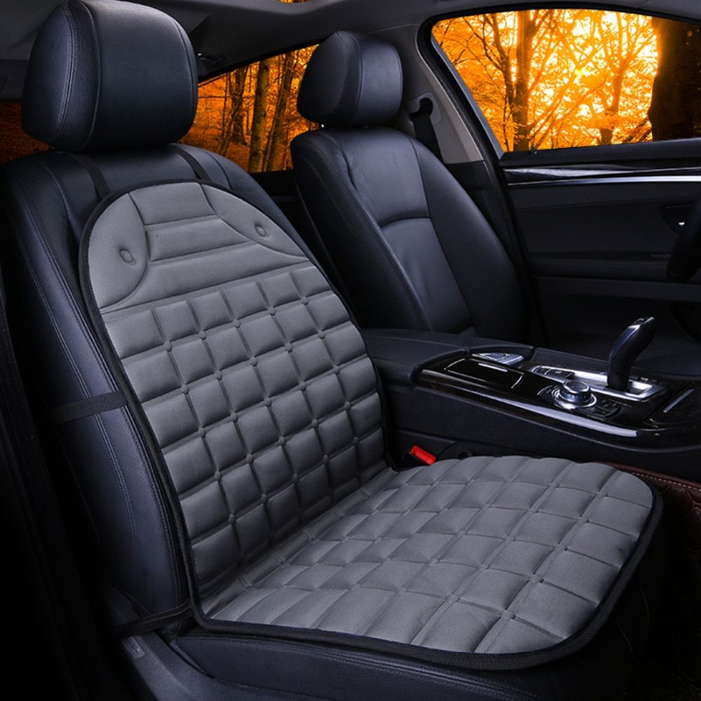 For Car Front Seat Cover Pad Cushion Automobile Covers Chair Mat LC
