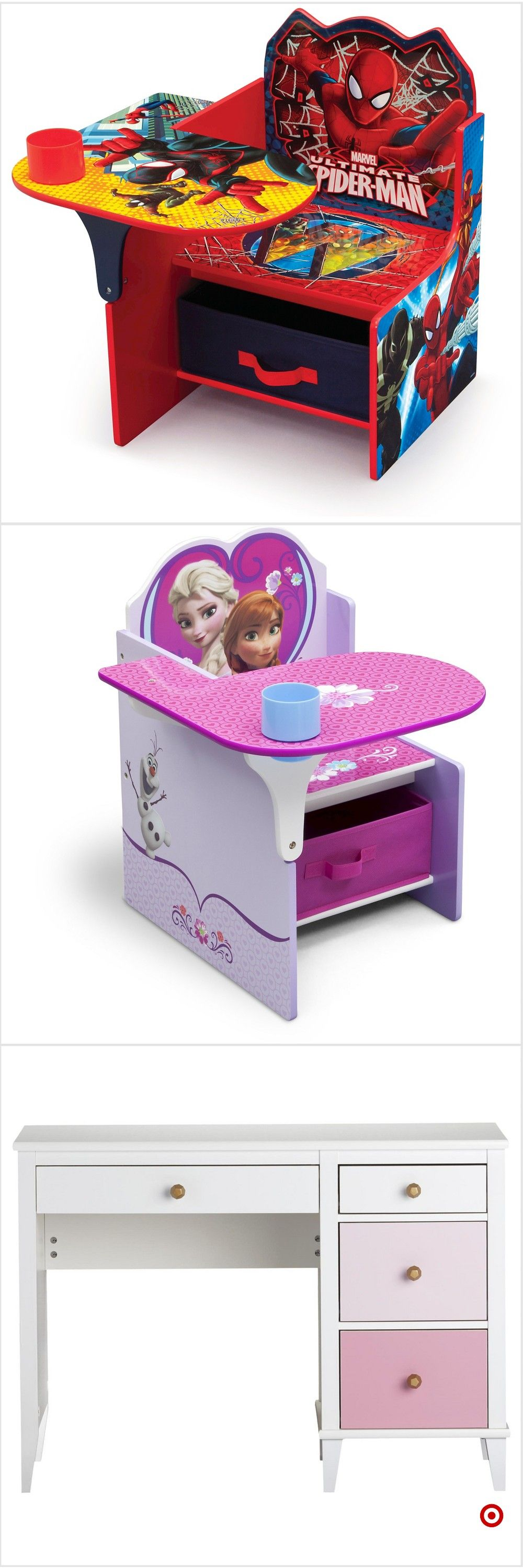 Shop Target For Kids Desk You Will Love At Great Low Prices Free Shipping On Orders Of 35 Or Free Same Day Pick Up I Kids Furniture Kids Room Kid Room Decor