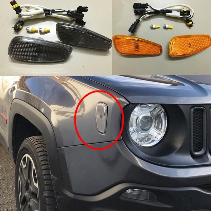Blinker Kopf Licht Seite Lampe Fur 2015 2016 Fur Jeep Renegade