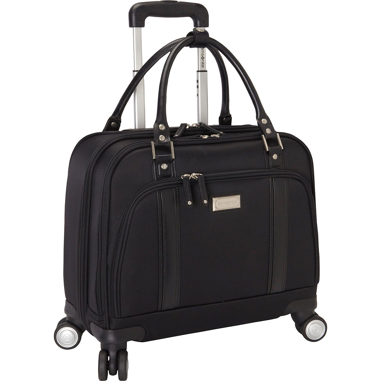 Buy the Samsonite Women's Laptop Spinner Mobile Office at eBags ...