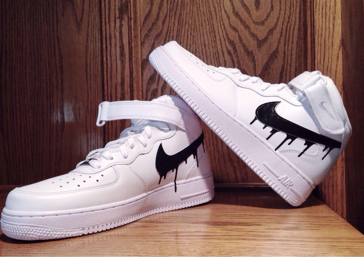 Sick AF1 customs in 2019 | Custom af1, Custom shoes, Healthy