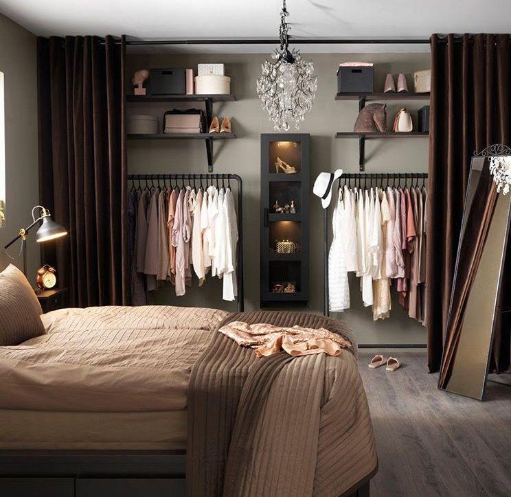 Wunderbar Home Design, Innenarchitektur, Deko Ideen, Schlafzimmer Ideen, Schrank Ideen,  Schlafzimmer, Begehbarer Kleiderschrank, Pintura