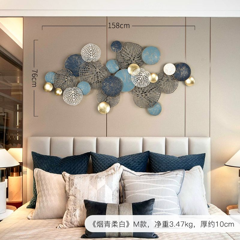 Buy Nordic Wall Hangings Light Luxury Creative Wrought Iron Wall Decorations Three Dimensional Wall Decorations Living Room Sofa Background Wall Decoration Pend Metal Wall Decor Living Room Wall Decor Living Room Iron