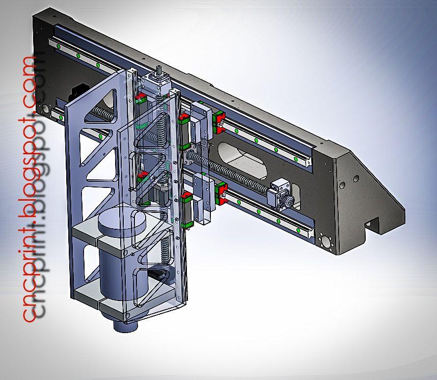 CNC Portalfräse